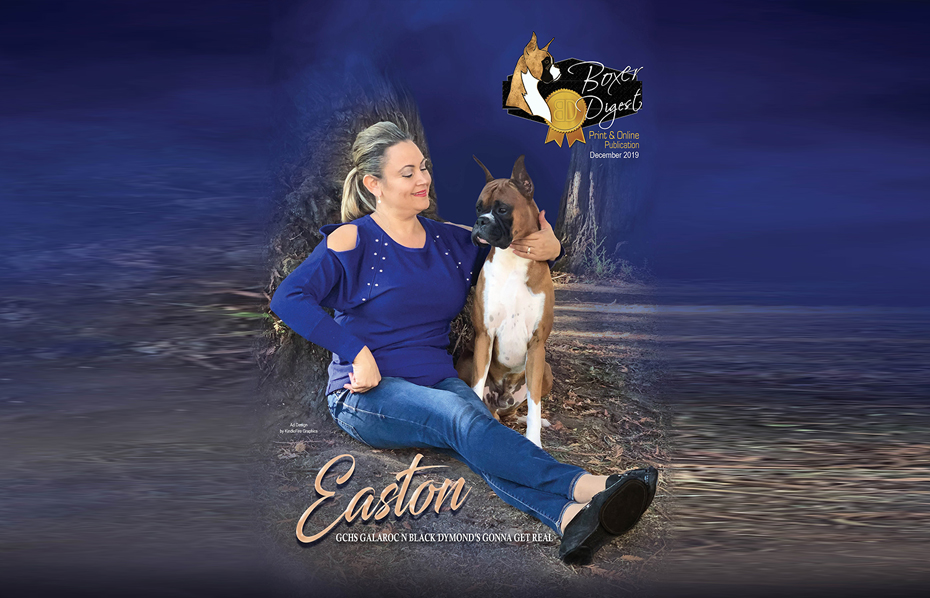 "Feature – GCHS Galaroc N Black Dymond's Gonna Get Real ""Easton"""